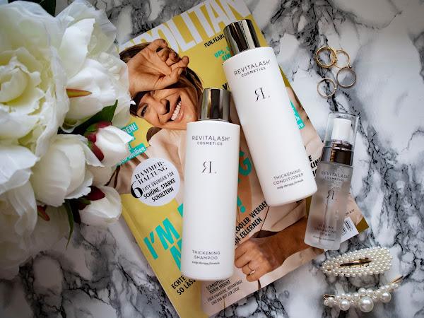RevitaLash® Cosmetics  Haarpflege-Tipps für mehr Volumen