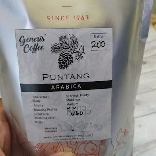 kopi arabika gunung puntang