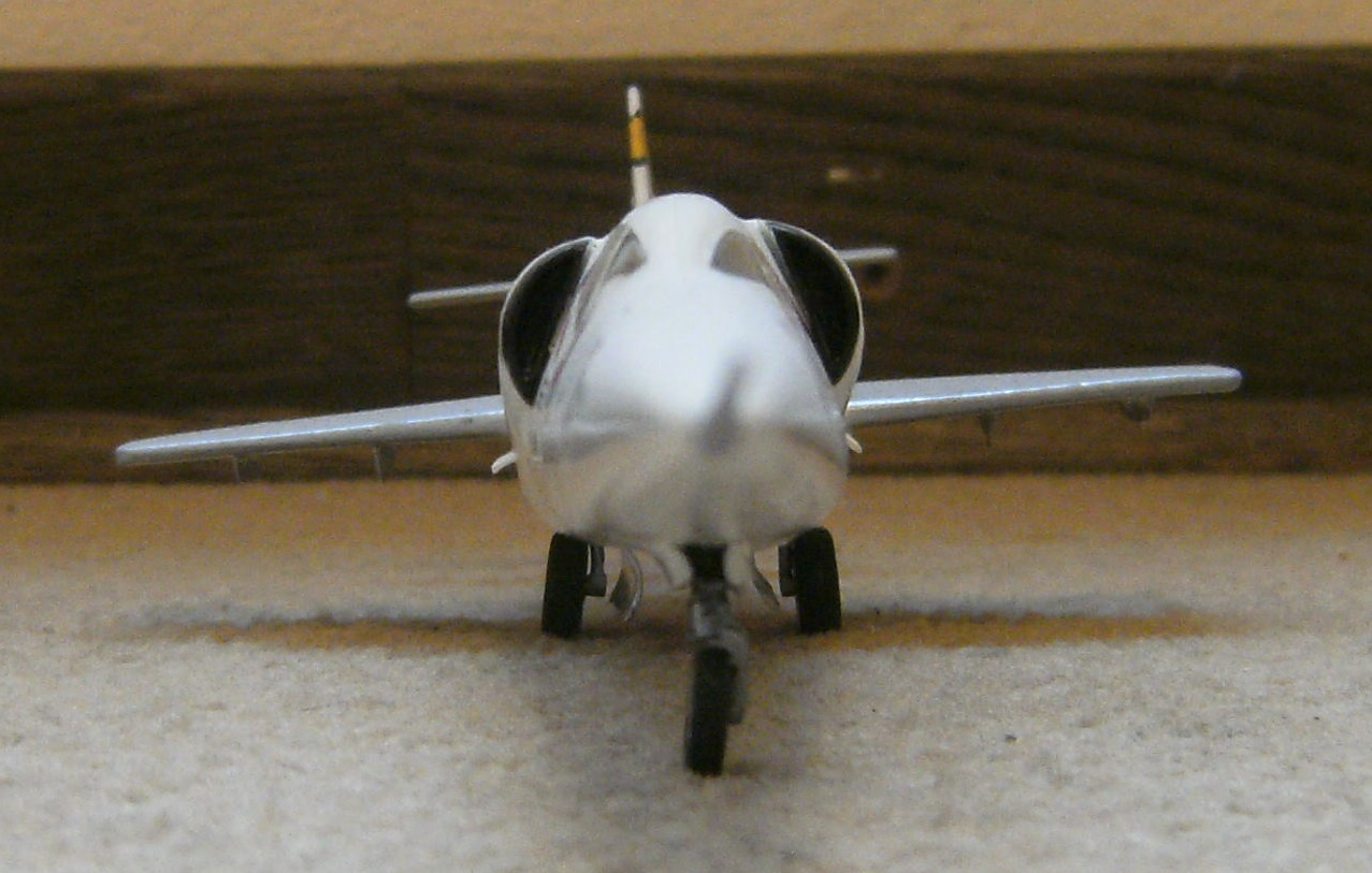 Happyscale-Modellbau: Douglas X-3 Stiletto