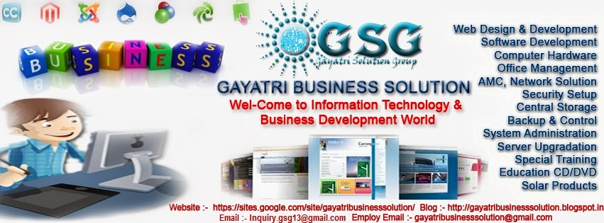 Gayatri Business Solution ( Gayatri Solution Group )