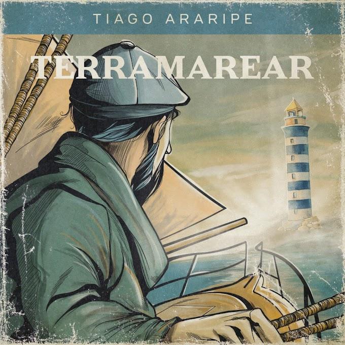 Tiago Araripe abarca Zeca Baleiro na ponte Brasil-Portugal que sustenta o álbum 'Terramarear'