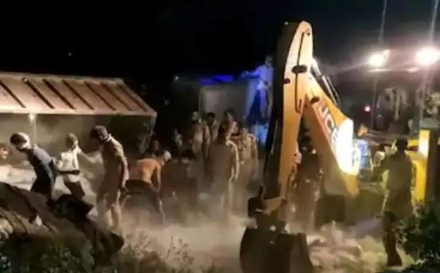 सड़क हादसा:यूपी के औरेया हादसे में बिहार के कई मजदूरों की मौत