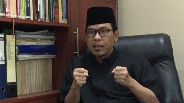 Munarman Debat Jaksa soal Habib Rizieq Hadir Langsung, Hakim Skors Sidang