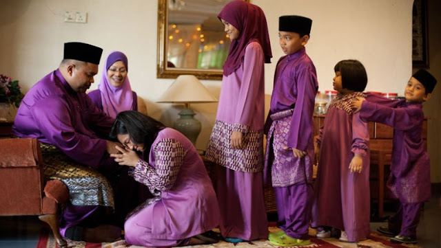Memakai Pakaian Baru saat Idul Fitri, Jangan Lupa Baca Doa Ini!