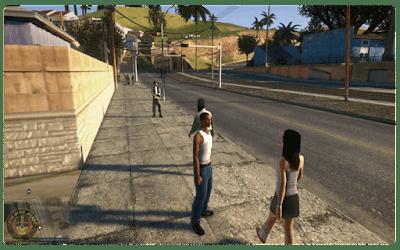 GTA San Andreas indian mod download