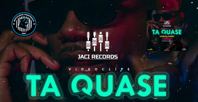 """O rapper angolano lança o clipe """"Tá Quase"""" com participação de Lurhany"""