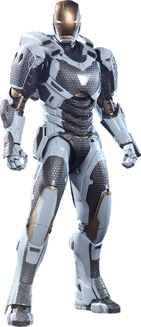 Homem de Ferro - Gemini - Mark 39