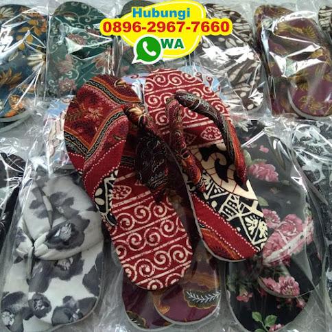 harga souvenir sandal harga murah 52913