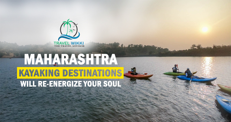 Kayaking Destinations In Maharashtra