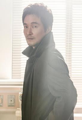 Han Suk Kyu menjadi Teacher Kim