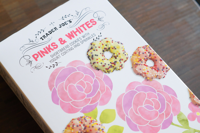 Sweet on Trader Joe\u0027s  Pinks  Whites - Bake at 350°