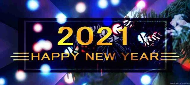 Happy New Year 2021 Whatsapp Status Download