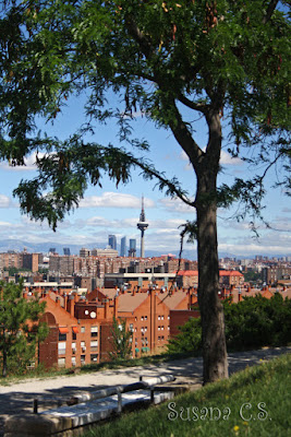 Parque de las Siete Tetas - Madrid