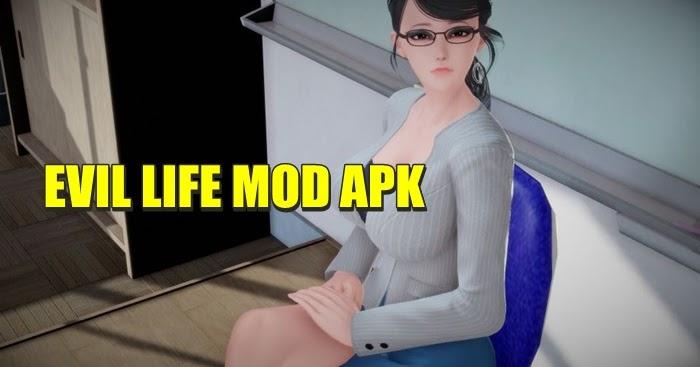 Download Evil Life Mod Apk Versi Terbaru 2020 Nuisonk