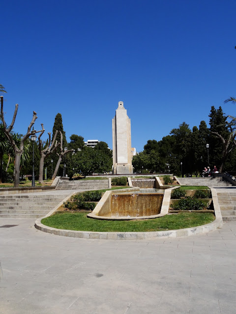 fontanny w parku na Majorce, gdzie zobaczyć?