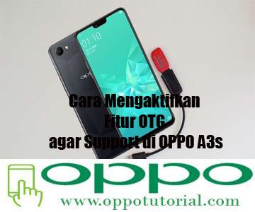 OTG di OPPO A3s