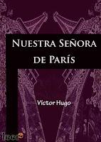 Portada del libro Nuestra señora de París de Victor Hugo