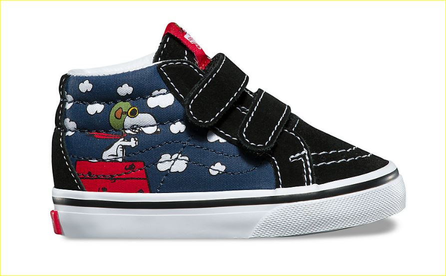 Vans x Peanuts: la capsule collection! Nerapoesia: Leggi