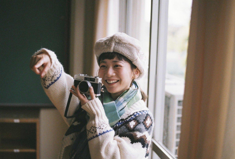 Shinonome Color Weekend film - Mayu Akiyama