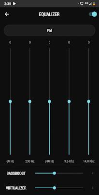مشغل الموسيقى, تطبيق PowerAudio Pro للأندرويد, تطبيق PowerAudio Pro مدفوع للأندرويد