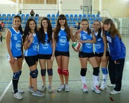Ciudad de la Cerámica volley team