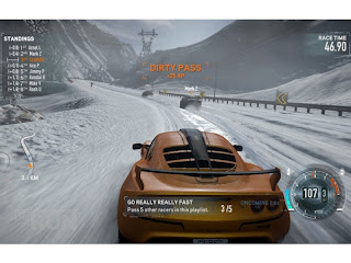 Need for Speed The Run (X-BOX360) 2011