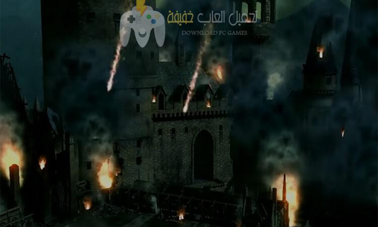 تحميل لعبة هاري بوتر 2 Harry Potter برابط مباشر