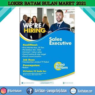 Lowongan kerja Sales Executive Permata Indonesia