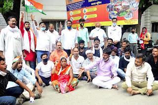 जौनपुर की कानून व्यवस्था ध्वस्त, अधिवक्ता भी सुरक्षित नहीं : फैसल हसन तबरेज   #NayaSaveraNetwork