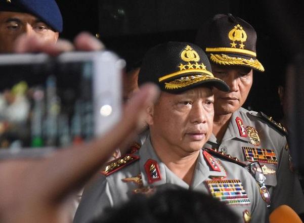 Diduga Pelaku Bom Bunuh Diri Di Tiga Tempat di Surabaya Berasal dari Satu Keluarga