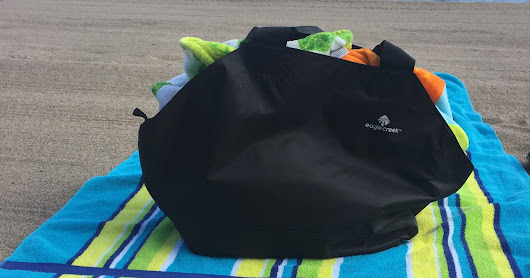 Eagle Creek Sport Tote Review