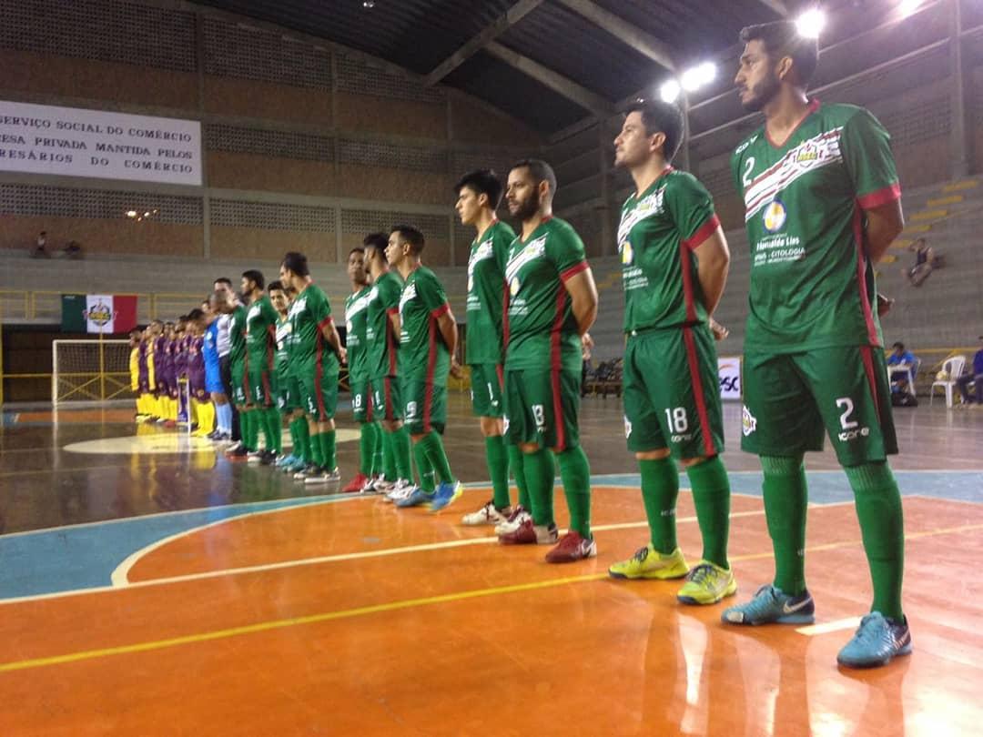 b6c8f020fb Asec e Farmácia João Alfredo ficam no empate em 2x2 pelo Campeonato  Pernambucano de Futsal Adulto