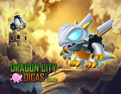 Dragão Engrenagem - Informações