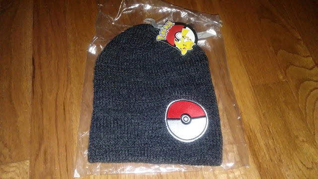 Pokemon beanie hat mystery bag youmacon 2017