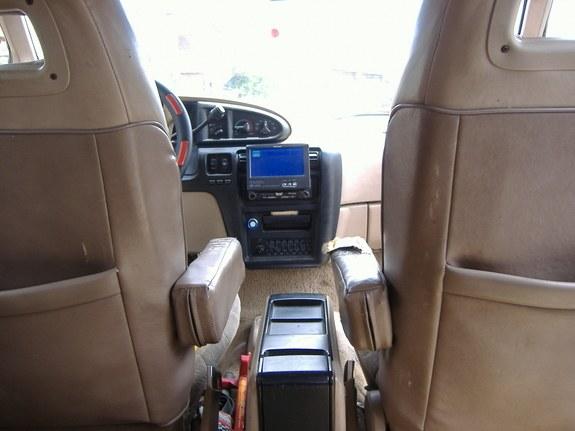 Aerostar Interior