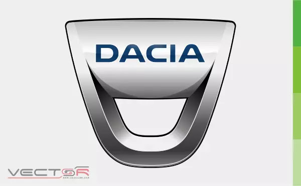 Automobile Dacia S.A. (2015) Logo - Download Vector File CDR (CorelDraw)