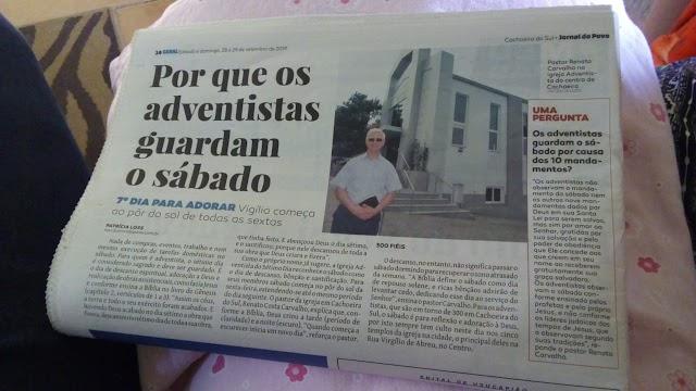 Brasil: Descanso aos sábados vira tema de reportagem