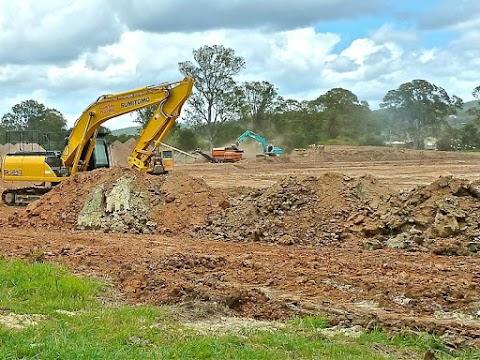 Tíz hektáros területen fejlesztették a körmendi ipari park infrastruktúráját