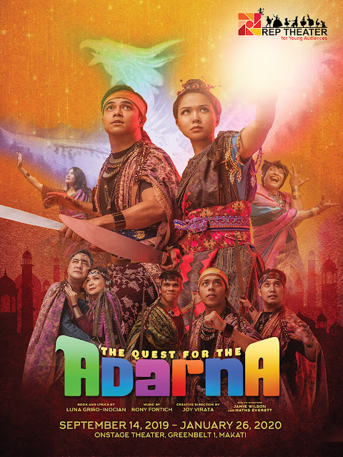 Repertory Philippines The Quest for the Adarna