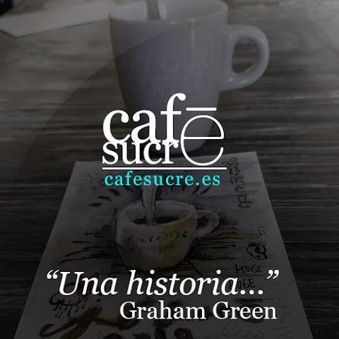 Cafē sucre - HACIA DELANTE -