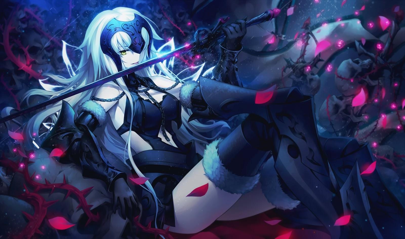 Fate AowVN%2B%252841%2529 - [ Hình Nền ] Anime Fate/GrandOrder tuyệt đẹp Full HD | Wallpaper