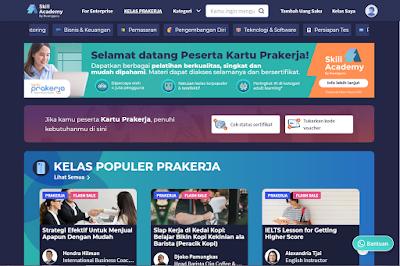 Kursus online Skill Academy