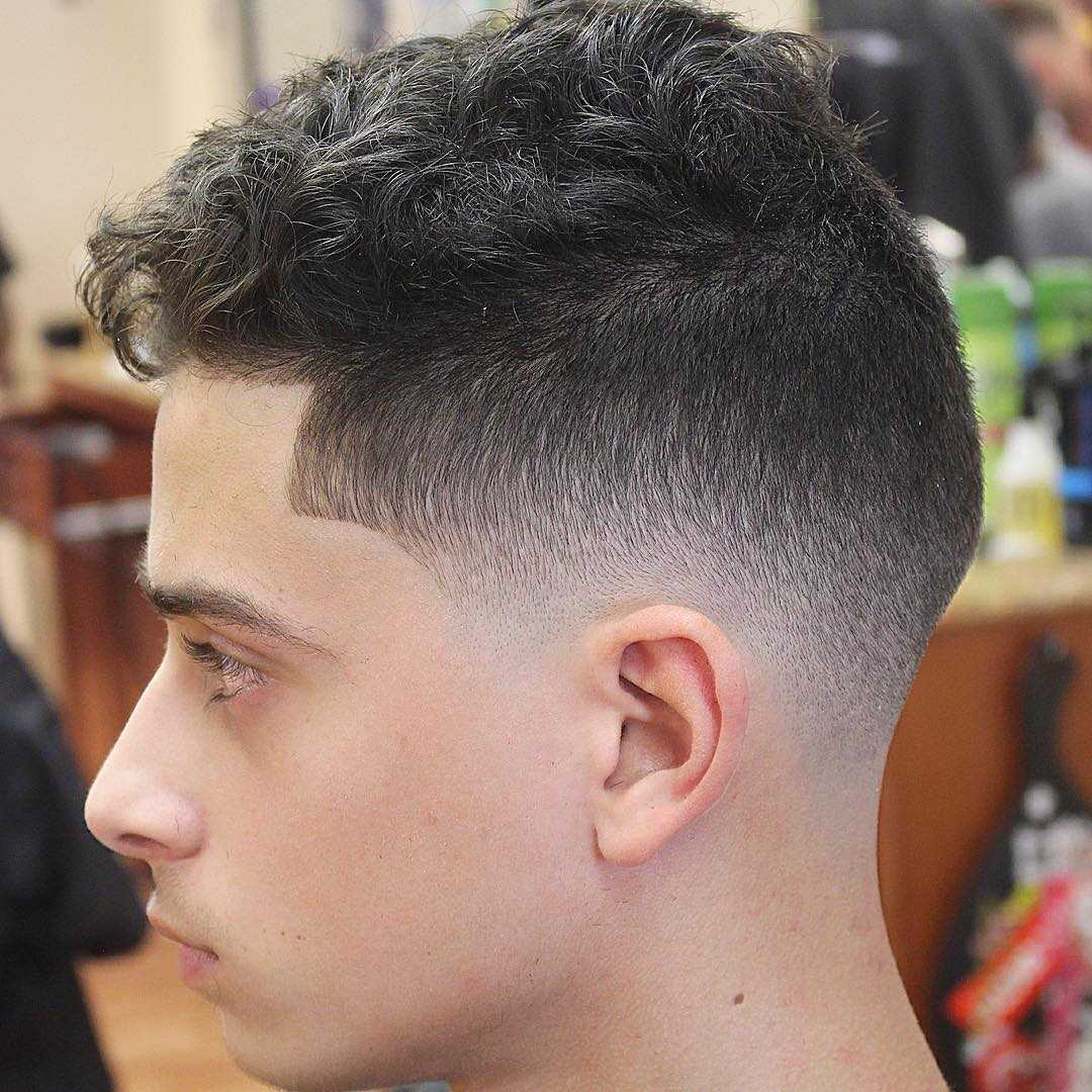 Curly Short Hairstyles For Men Best Hairstyle For Every One