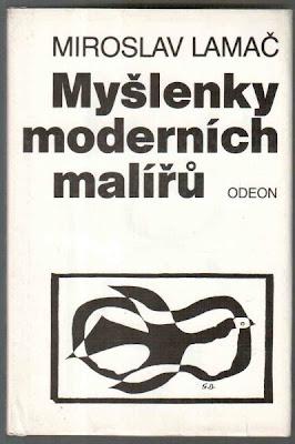... Miroslav Lamač  Myšlenky moderních malířů 261dfb967a