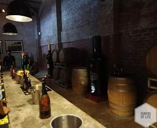 Sula wine tasting