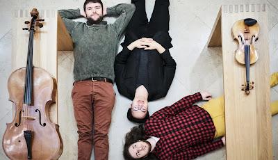 Linos Piano Trio (Photo Kaupo Kikkas)