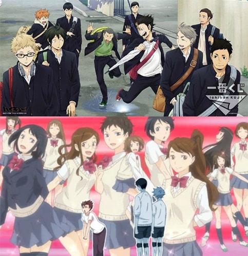 10 Seragam Sekolah di Anime yang Ingin Dicoba Oleh Para Fans