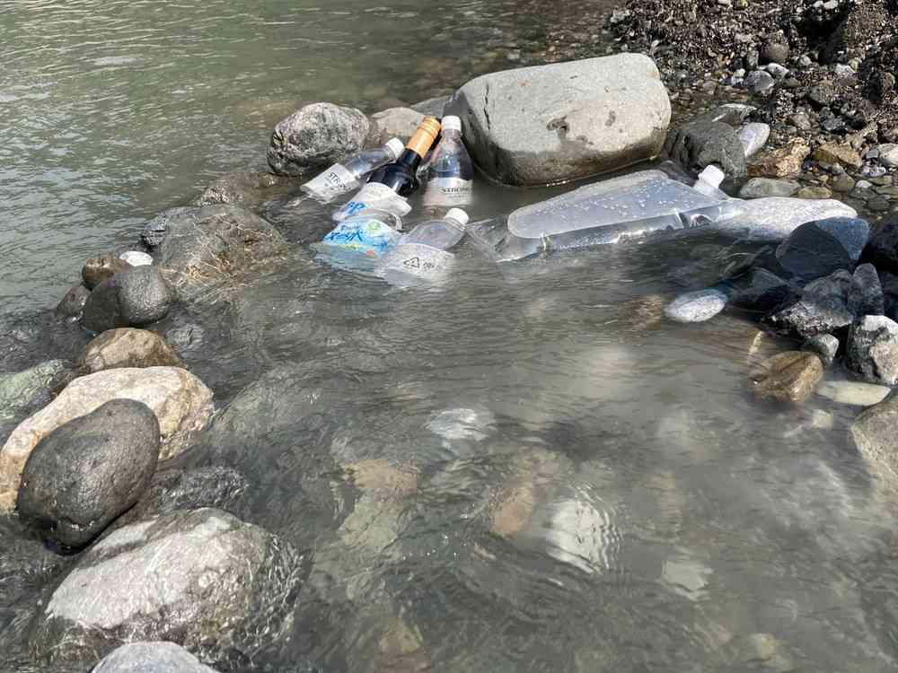 川は自然の冷蔵庫