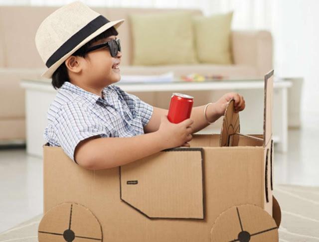 Mendukung Kreativitas Anak