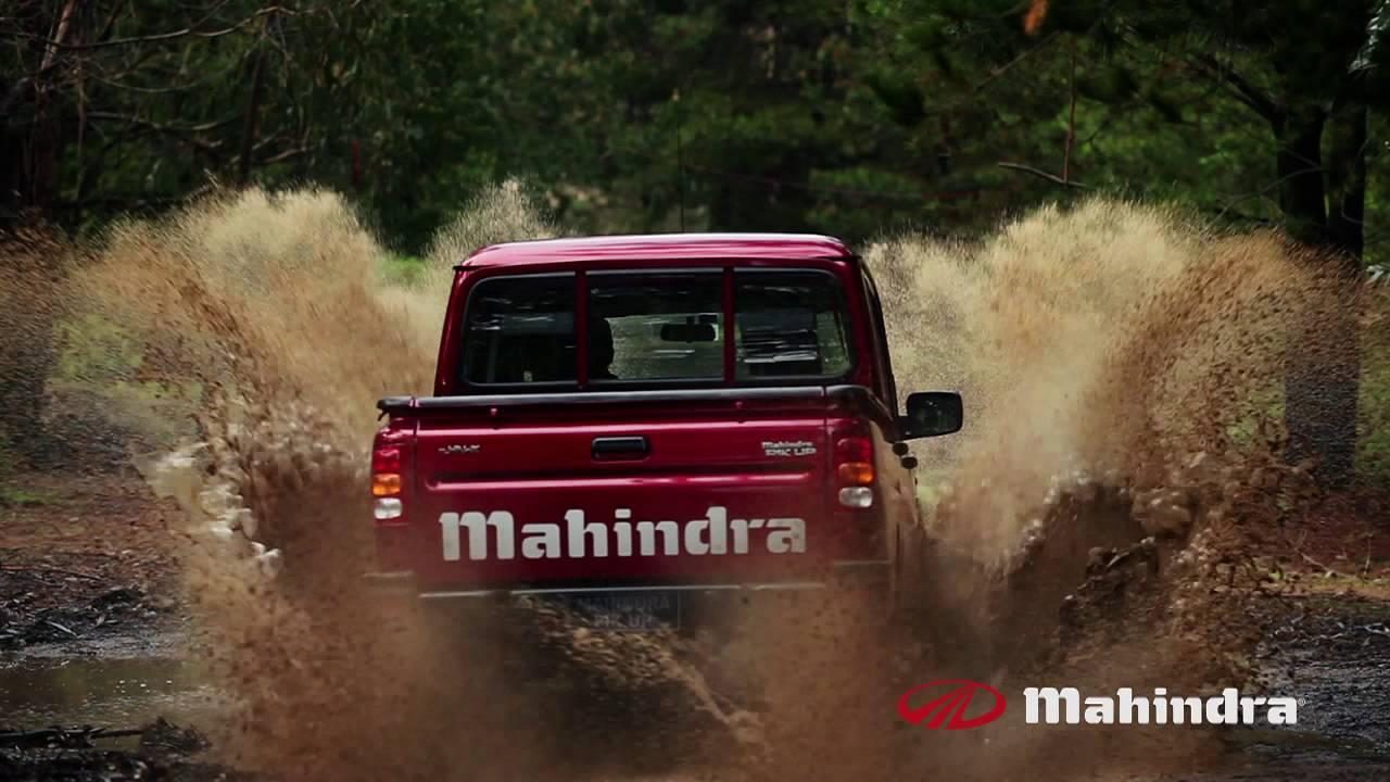 Mahindra Scorpio pickup new 2018 model